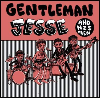 Gentleman Jesse And His Men - Heycoolkid.net
