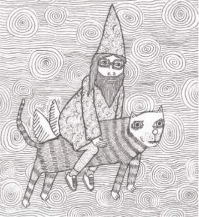 Pussy Wizard