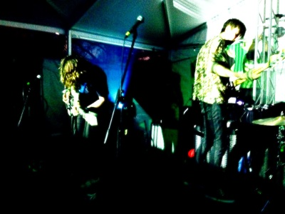 Mozes And The Firstborn - SXSW 2014 - Bar 96 #4