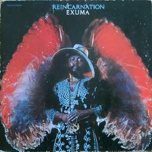 Exuma Reincarnation Front